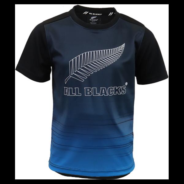 All Blacks Wordmark Sublimated T Shirt