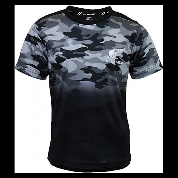 All Blacks Camo Sublimated T Shirt