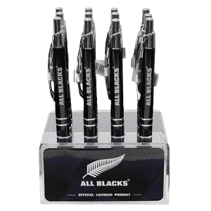 All Blacks Metal Pen
