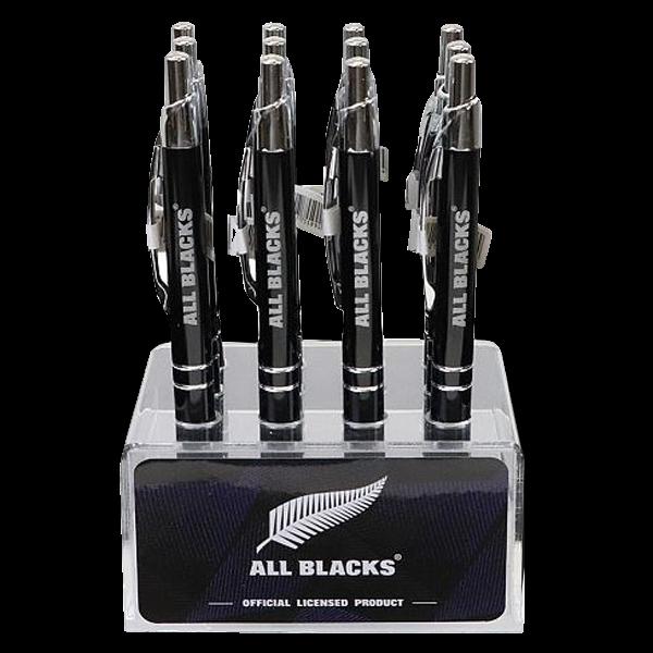 All Blacks Metal Pen