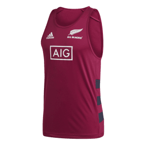 All Blacks PrimeBlue Singlet