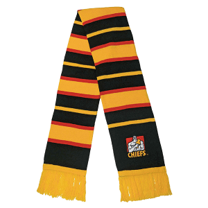 Chiefs Embroided Scarf